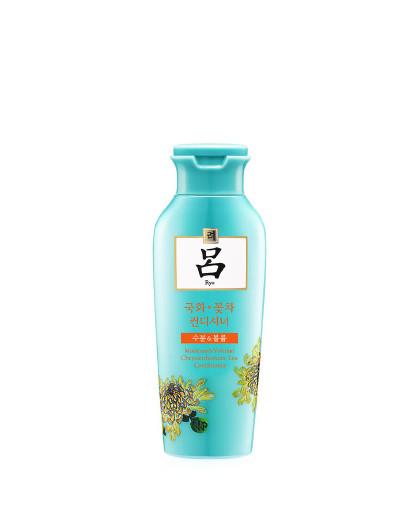 呂【油头一生推】吕 花茶清漾凝润保湿护发乳 油性头发 200ml 滋养修护