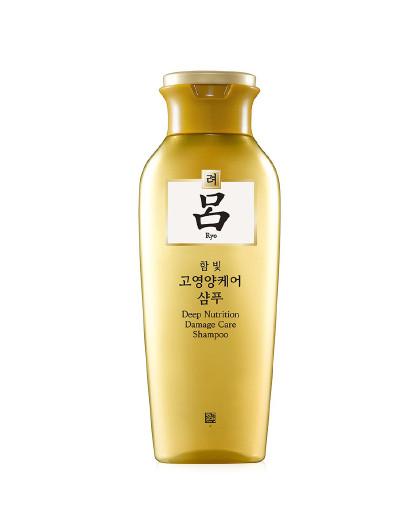 呂【烫染星人必备】吕 含光耀护金萃养护洗发水 200ml 染烫修护