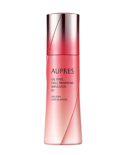 欧珀莱欧珀莱 AUPRES 臻源循环精华乳 清爽型 130ml 乳液 补充水分