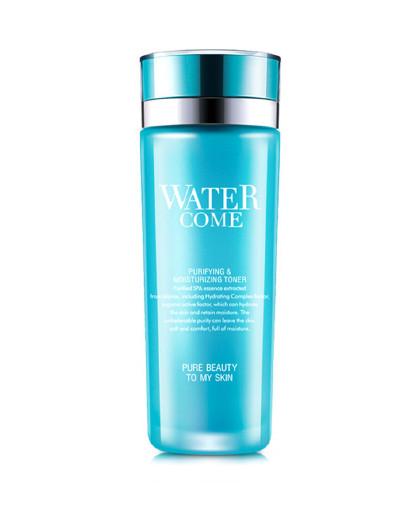 水之蔻【补水滋润 保湿提亮】水之蔻 莹肌保湿乳液100ml 精华 乳液