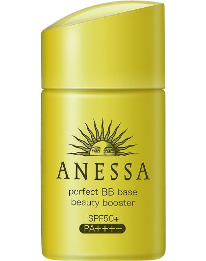 安热沙安热沙(ANESSA)水能美肌防晒修颜乳 健康色25ml