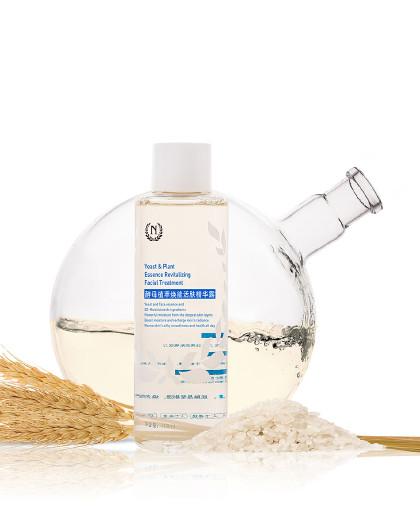 自然之名自然之名 酵母植萃焕能活肤精华露300ml 爽肤水化妆水