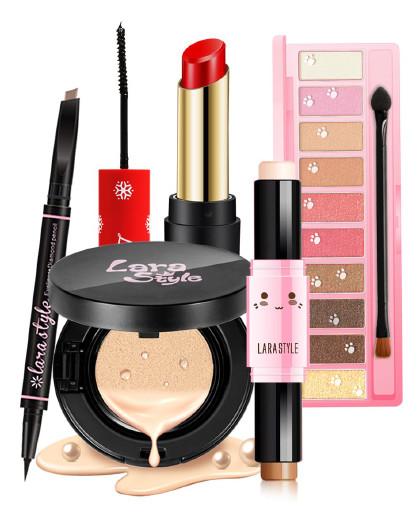LarastyleLara Style小V脸 化妆品彩妆套装限量礼盒