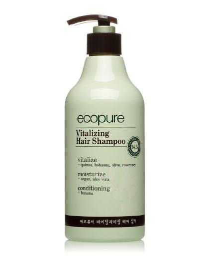 所望所望somang 头皮护理植物洗发水洗发露500ml 洗发水