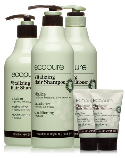 所望所望somang 植物活力滋养洗发水护发素套装2000ml超值装 洗护套装