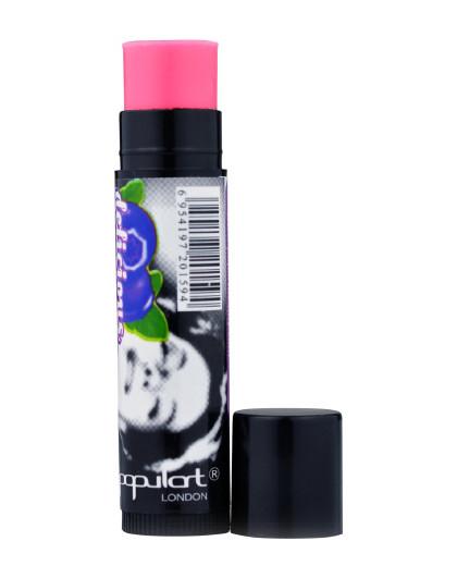 玻儿玻儿恬园蜜语润唇膏C01蓝莓4g 滋润保湿持久