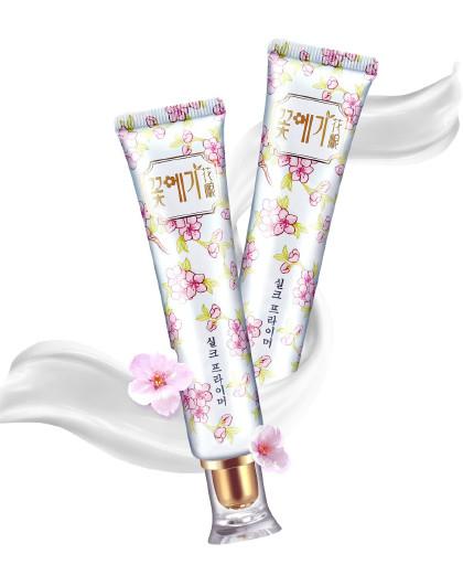 花酿花酿 绝色丝滑固妆乳(白色隔离)25ml*2