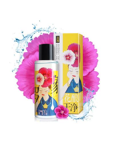 花酿【温和卸妆,一擦即净】花酿 石竹干净卸妆水500ml