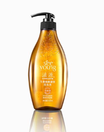 滋源滋源生姜强根健发洗头水中干性535ml 无硅油洗发水 洗发露