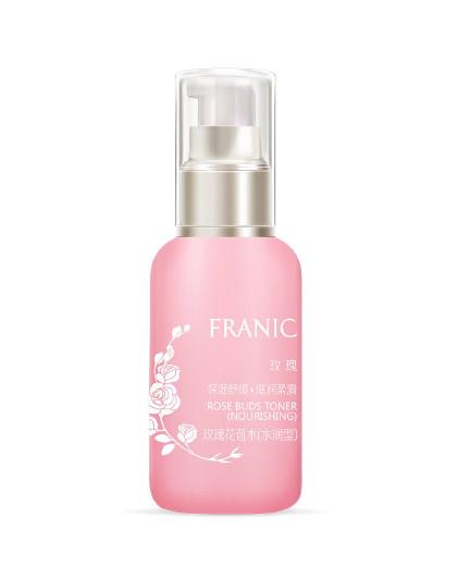 法兰琳卡玫瑰花苞水(水润型)50ml爽肤水化妆水