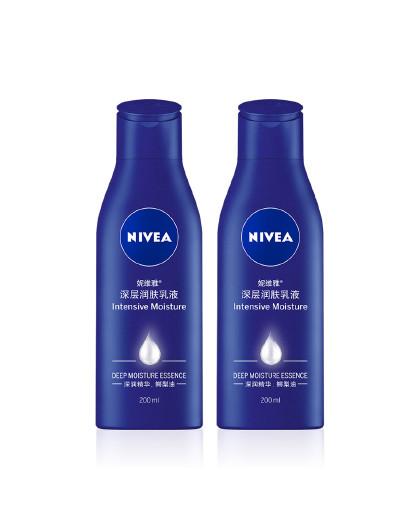 妮维雅妮维雅NIVEA 深层滋润身体护理超值双支装 身体乳 见实物