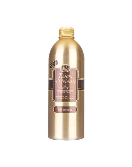 东方宝石东方宝石 白麝香光耀丝滑洗发水500ml无硅油 持久留香 以实物为准
