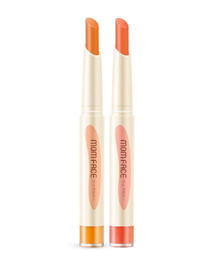 亲润亲润孕妇护肤品化妆品口红胡萝卜素变色唇膏2支装 其他