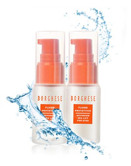贝佳斯贝佳斯矿物营养眼部滋养液两支装15ml*2 淡化细纹补水保湿