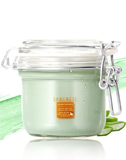 贝佳斯贝佳斯 矿物营养美肤泥浆膜 温和清洁 干皮补水