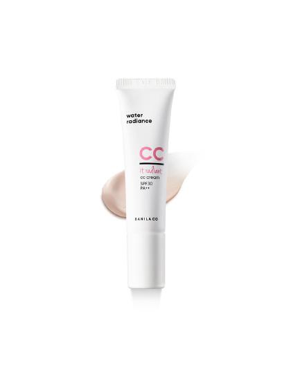 芭妮兰Banila CO 芭妮兰  裸透西西霜 SPF30 PA++ CC霜 隔离霜