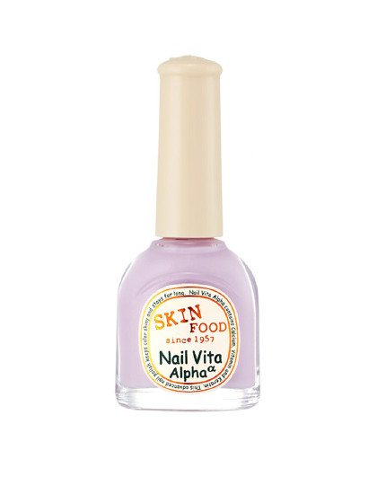 思亲肤维生素阿尔法指甲油-多色可选 AVL04香芋色