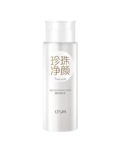 欧诗漫【温柔的与你卸厚】OSM欧诗漫 200ml珍珠净颜温和卸妆水 卸妆水