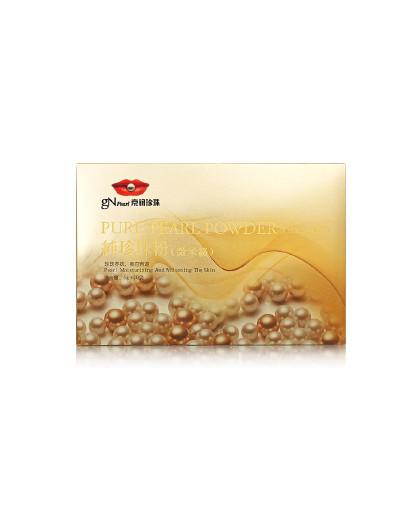 京润珍珠京润珍珠gNpearl 纯珍珠粉(微米级)100g 珍珠粉 面膜 美白 控油 平衡水油 淡化痘印 提亮肤色