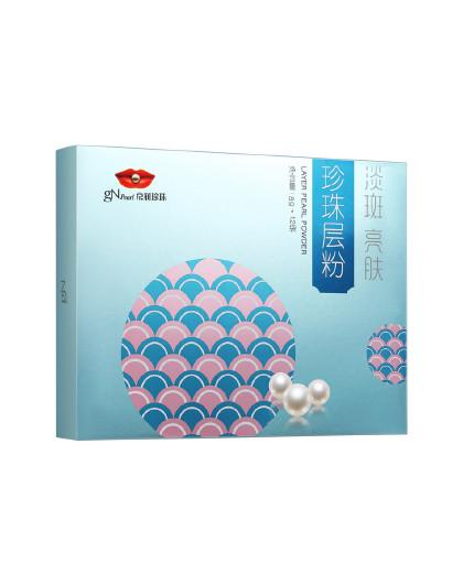 京润珍珠宝贝京润珍珠珍珠层粉12袋 孕妇专用珍珠粉 提亮肤色 孕妇面部护肤品