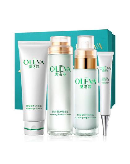 奥洛菲奥洛菲OLEVA 新肤安舒护精华组  舒缓肌肤