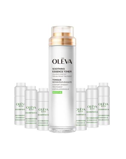 奥洛菲奥洛菲OLEVA 肤安润肌保湿精华水7件套 补水 舒服水