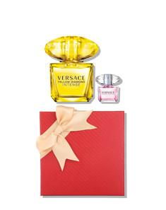 范思哲范思哲Versace圣诞礼盒(炫幻金钻30ml+晶钻5ml)