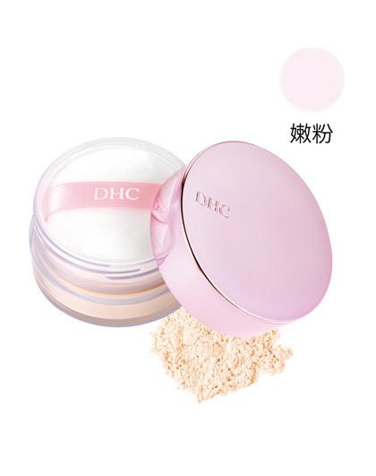 DHC紧致焕肤保湿蜜粉(嫩粉)14g