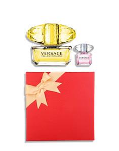 范思哲范思哲Versace幻影礼盒(幻影金钻50ml+晶钻5ml)