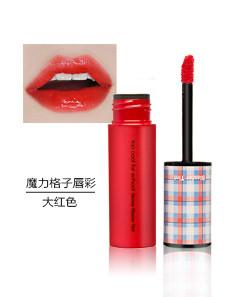 too cool for school光泽染唇液#1Chic red 4.8ml