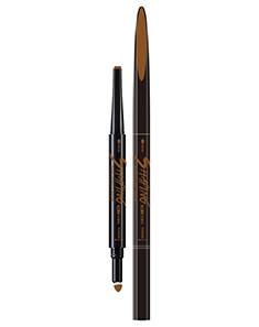 玛丽黛佳玛丽黛佳塑型双效画眉笔 蜜糖咖 一笔两用 一头眉笔 一头眉粉