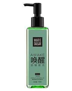 玛丽黛佳玛丽黛佳新植物纯净洁颜油 绿茶亮肤 115ml  脸部深层卸妆油