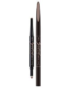 玛丽黛佳玛丽黛佳塑型双效画眉笔 裸粉咖 一笔两用 一头眉笔 一头眉粉