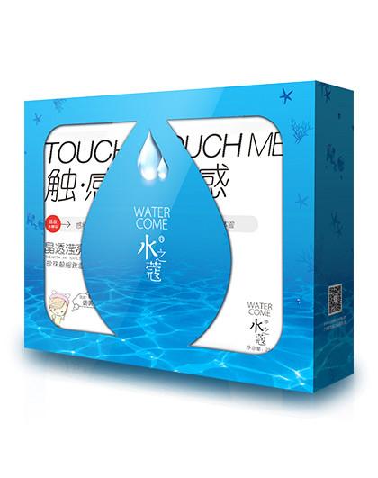 水之蔻水之蔻Water Come 晶透滢亮珠光面膜礼盒21片 面膜 其它颜色