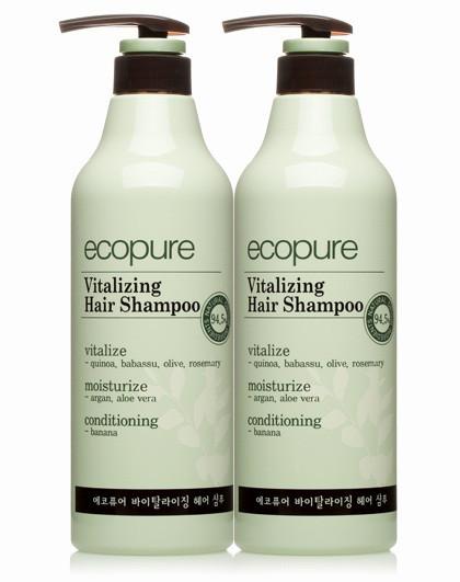 所望所望somang 头皮护理植物洗发水两只装 洗发水