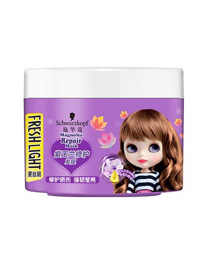 施华蔻施华蔻 斐丝丽紫玉兰修护发膜200ml 发膜/精华