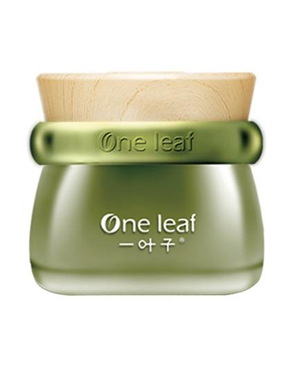 一叶子绿豆清爽泥膜150g 面膜 平衡油脂 小彩泥