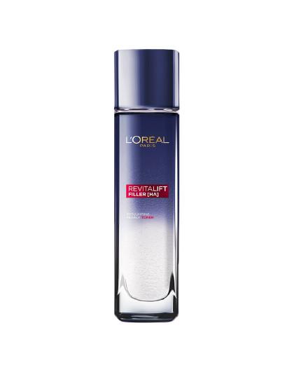 欧莱雅欧莱雅明星同款 复颜玻尿酸水光充盈导入晶露130ml 玻尿酸 护肤爽肤水