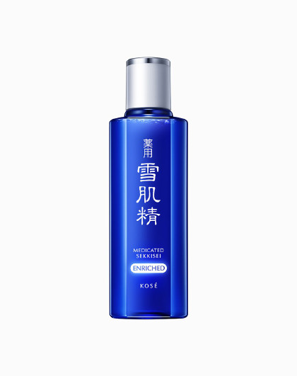 雪肌精雪肌精化妆水180ml(盈润型) 滋润美白化妆水