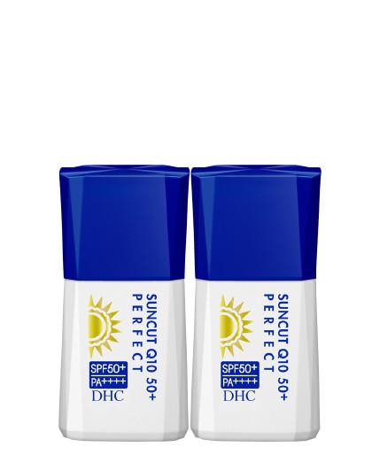 DHCDHC紧致焕肤防晒乳2瓶组 隔离 防晒套装