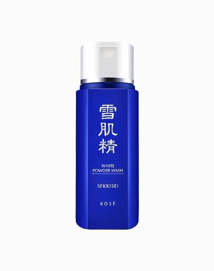 雪肌精【洗去老化角质】雪肌精净透洁面粉100g  清洁毛孔洗面奶