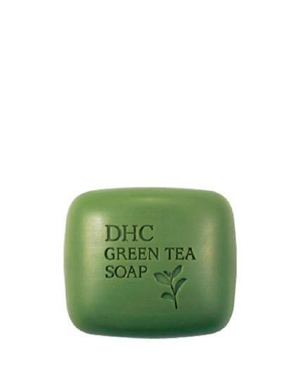 DHC【提亮肤色】DHC蝶翠诗 绿茶滋养皂80g 绿茶多酚