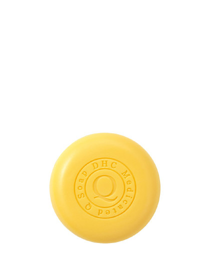 DHC【辅酶Q10 滋润紧致】DHC蝶翠诗 辅酶精萃弹力洁面皂100g 弹力洁面 泡沫细腻 切实洗净