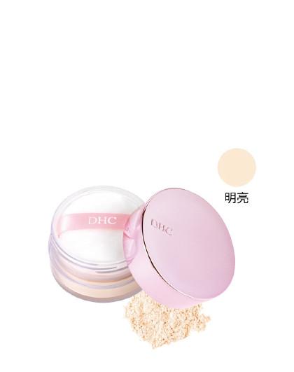 DHC【控油持妆不打烊】DHC蝶翠诗 紧致焕肤保湿蜜粉(明亮)14g 细腻光泽