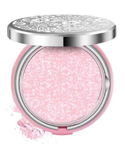 LarastyleLara Style轻润丝滑粉饼11g(象牙白)定妆粉饼 控油定妆粉饼