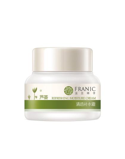 法兰琳卡清透补水霜50g