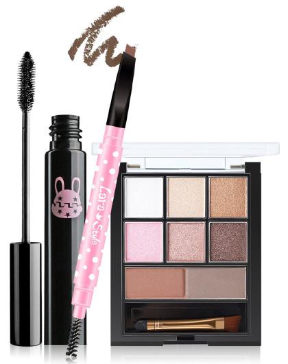 LarastyleLara Style炫彩魔术纤长眼妆套组 化妆品彩妆套装