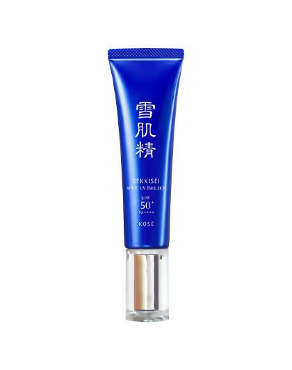 雪肌精雪肌精 美白防护乳液35g 蓝色