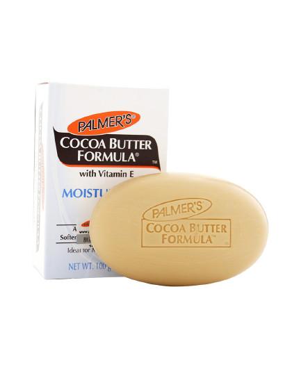 帕玛氏帕玛氏天然可可VE洁肤皂100g 孕妇护肤品洁面皂