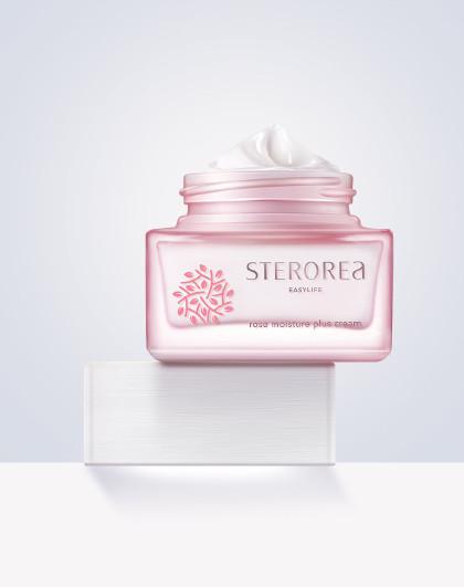 诗婷露雅【温和不紧绷】诗婷露雅STEROREA 玫瑰衡润保湿面霜 50g 面霜